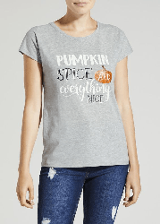 Pumpkin Spice T-shirt from Matalan