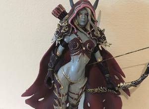 sylvanas-windrunner-world-of-warcraft-figurine
