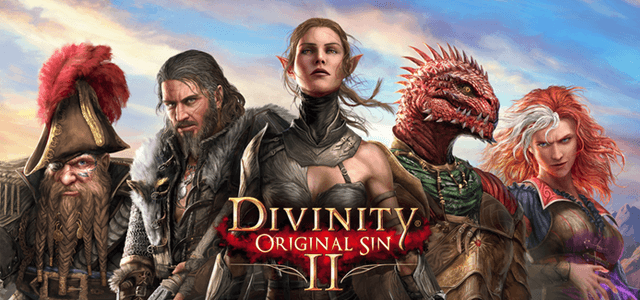 #LoveYourBacklog Week - Longest Game: Divinity: Original Sin II