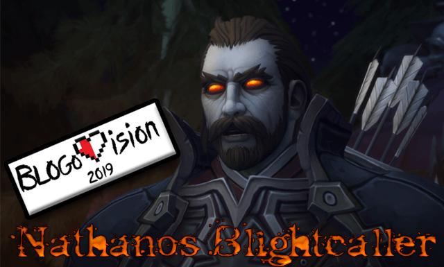 Blogvision Entry - World of Warcraft: Battle for Azeroth - Nathanos Blightcaller!