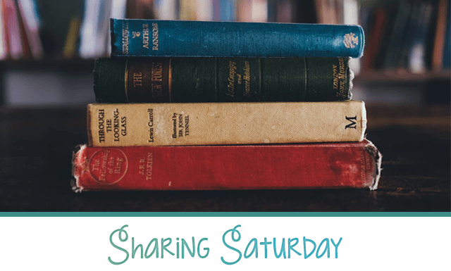 Learn more about Sharing Saturday