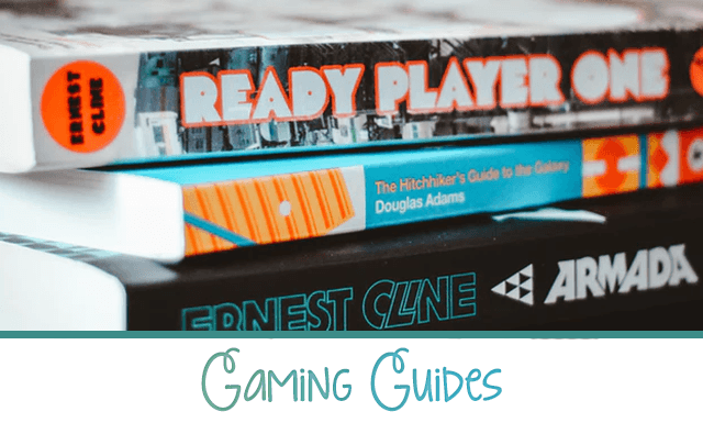 Video Game Guides