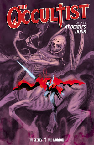Review: The Occultist: Volume Two: At Death's Door