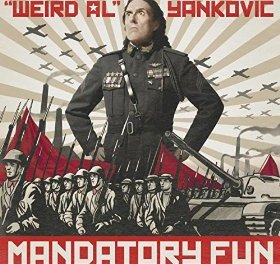 "Misha Mayhem Music Review: Weird Al's ""Mandatory Fun"""