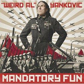 "Misha Mayhem Music Review: Weird Al's ""Mandatory Fun"""
