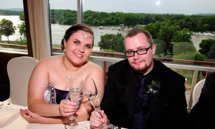 "How We Did A ""Geek Chic"" Wedding"