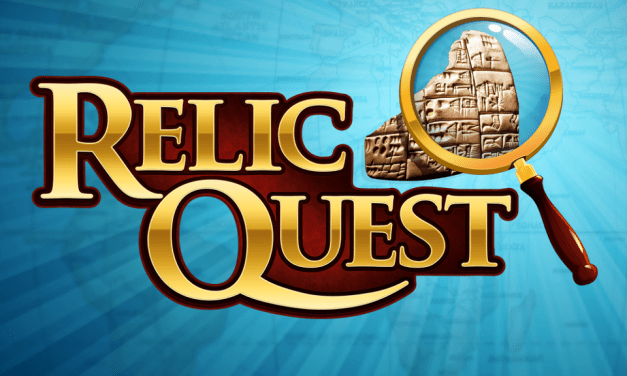 Review: Relic Quest Hidden Object Game