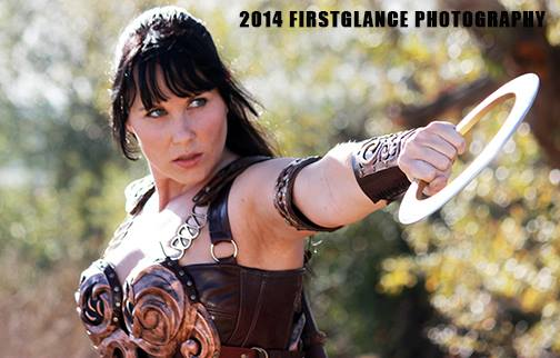 Cosplay Interview: Jessica Crouse Discusses Self-Confidence, Acting Career, and Xena Cosplay