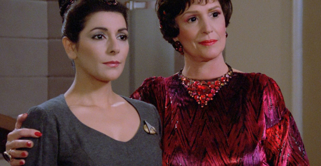 A Mother-Daughter Bond – The Overlooked 'Star Trek: The Next Generation' Relationship