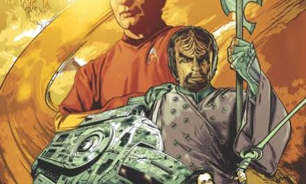 Review: Star Trek #37