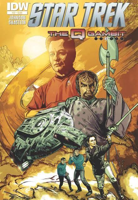 Review: Star Trek #37