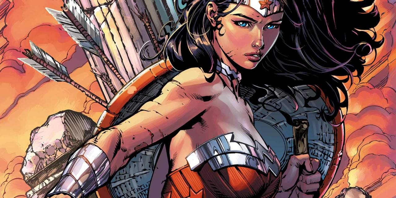 Wonder Woman #36: DC Doesn't Get Wonder Woman, Part 1