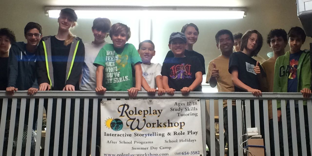 Spotlight on Professional GMing: Becky Thomas and The Roleplay Workshop