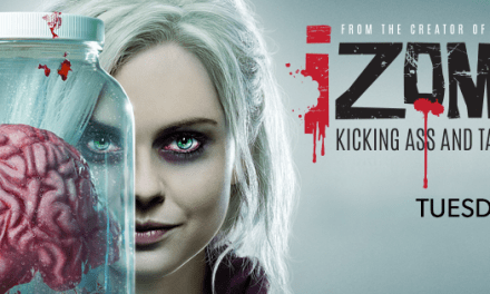 A Zombie Version of Veronica Mars: Review of iZombie Pilot [Spoilers]