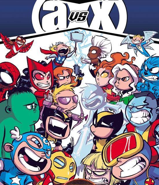 Giant-Size Little Marvel: AvX Promises Giant-Size Fun!