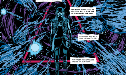 Southern Cross Issue #1 Review