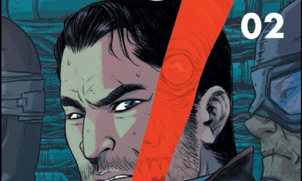 Southern Cross #2 Review