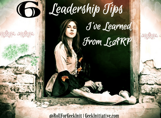 Leadership LARP Woman