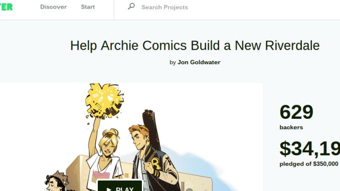 Archie Kickstarter