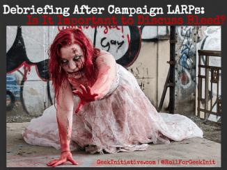 LARP Bleed