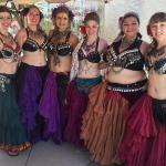 Star City Tribal teaches improv tribal bellydancing relying on body language and are a tribe of dancers