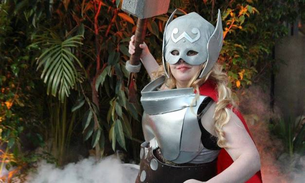 I Was Thor At NYCC 2015: My First Cosplay Experience