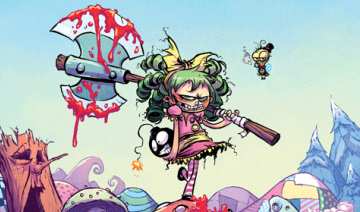 Fractured Tales: I Hate Fairyland Review