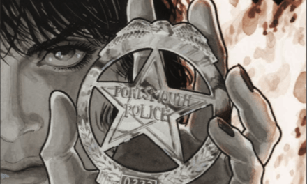 Comic Book Review: Black Magick #1
