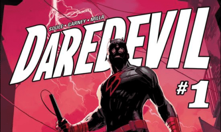Comic Book Review: Marvel's Daredevil #1 (2015)