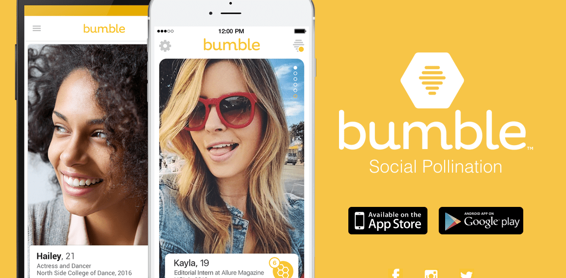 Dating sites like bumble