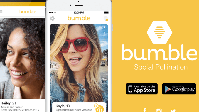 Bumble online dating site