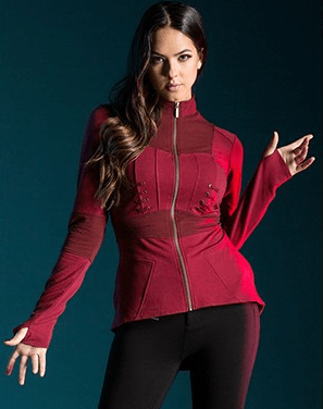 Fashion Review: Women of Marvel Her Universe The Scarlet Witch Jacket