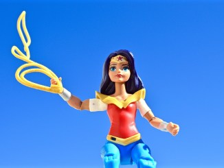 Decorate With Wonder Woman