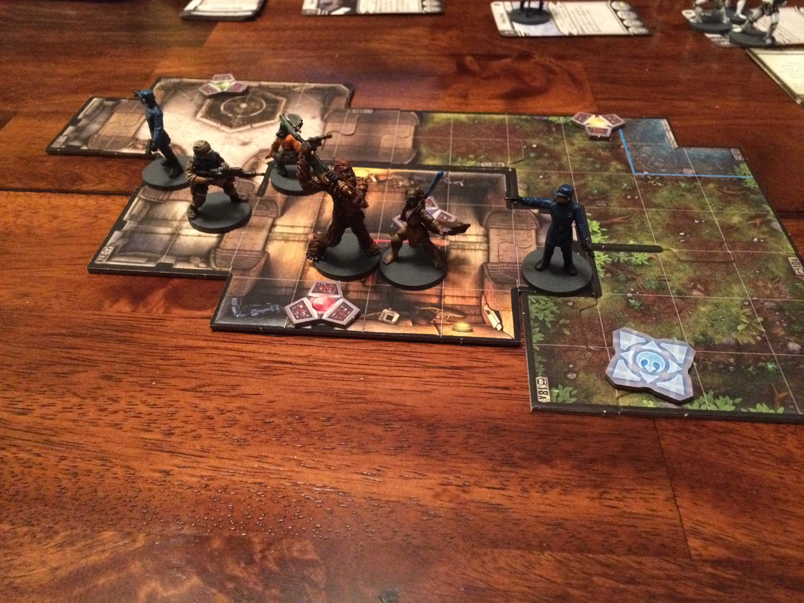 Imperial Assault Game