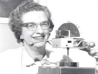 Dr Nancy Roman NASA