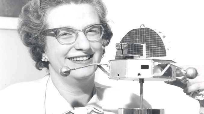 Dr Nancy Roman NASA