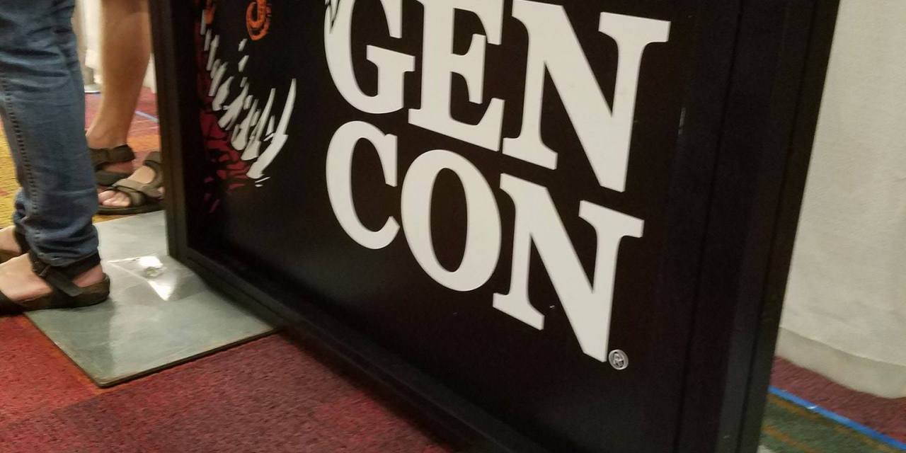 Gen Con 50: When You Give Michelle a Press Pass, Part I