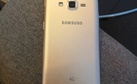 Samsung Galaxy J2 Prime Back