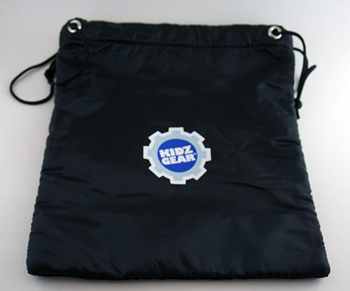 Kidz Gear Mesh Pouch For Headphones