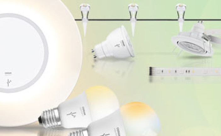 OSRAM LIGHTIFY ZigBee Smart Connected Lighting