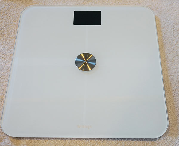 Withings Wifi Smart Body Analyzer Scale - Scale