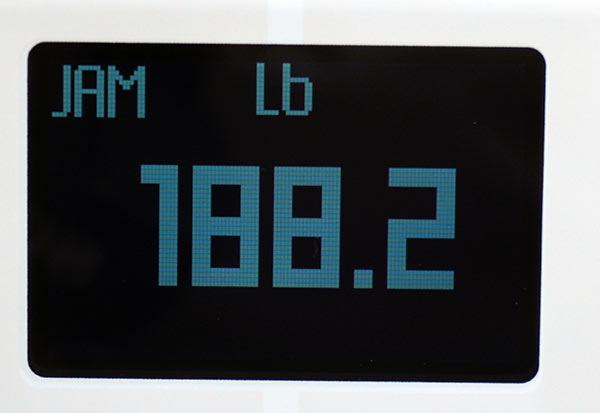 Withing Smart WiFi Scale - Weight