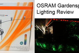 OSRAM LIGHTIFY Gardenspot Mini RGB Landscape Lighting