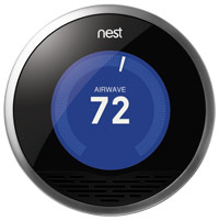 Nest Learning Thermostat Airwave Feature