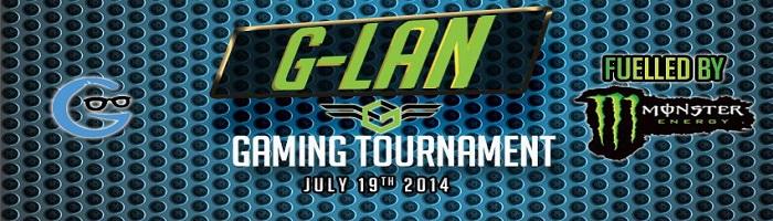 G-LAN Gaming Tournament
