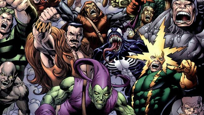The Greatest Spider-Man Villains – Part 2