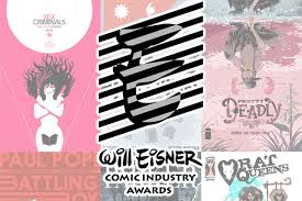 2014 Eisner Award Nominations