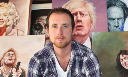 Irish Artist Spotlight – Mark Baker