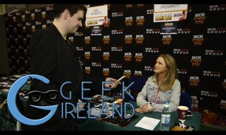 MCM Dublin Coverage Continues with Hannah Spearitt