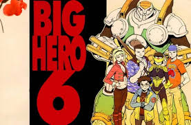 Introducing Big Hero 6